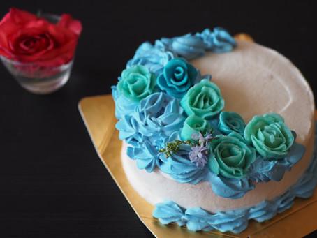 aniversary cakeへの想い ♡