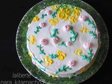 ホールケーキの御予約についてのお願いと5月スケジュール♡