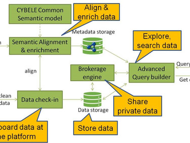 CYBELE Data Services