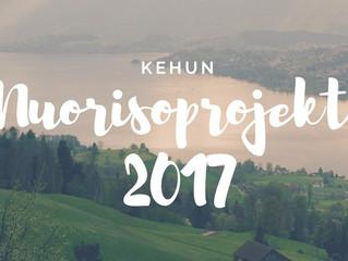 Kehun nuorisoprojekti 2017