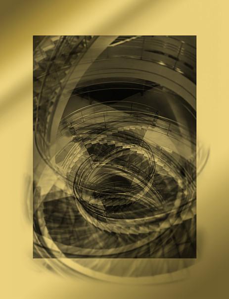 Sin título #5 | Untitled #5 [Dorados | Gilded]