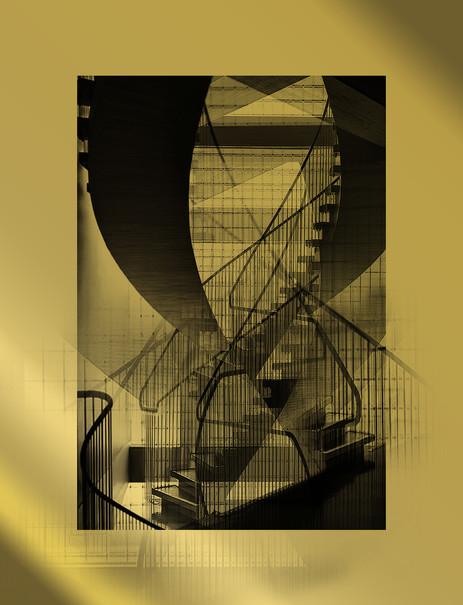Sin título #3 | Untitled #3 [Dorados | Gilded]