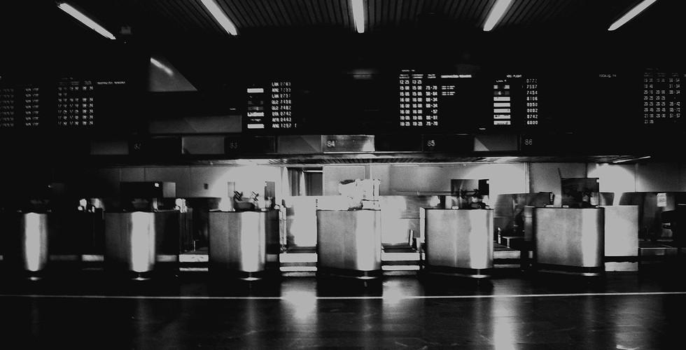 Sin título #7 | Untitled #7 [Cada vez que decimos adiós | Every Time We Say Goodbye]