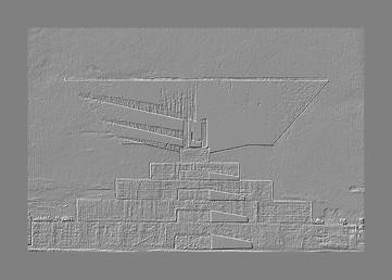 S/T, 12/15 políptico de la serie PATRIMONIO (B).