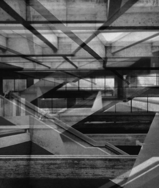 Sin título #2 | Untitled #2 [Líneas de contención | Containment Lines]