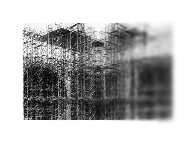 Sin título #6 | Untitled #6 [La lógica de las formas | The Logic of Forms]