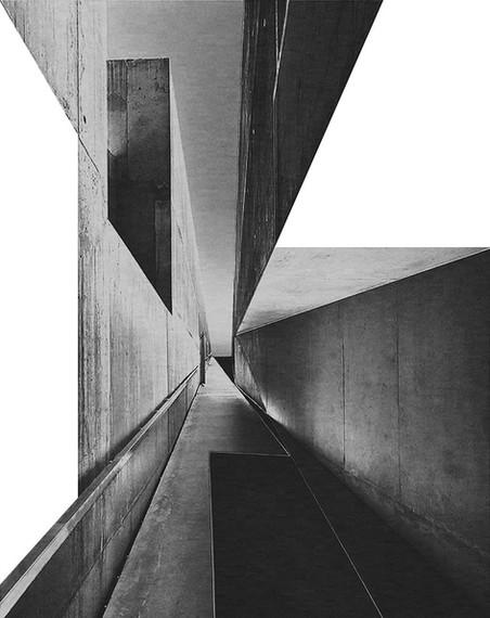 Sin título #4 | Untitled #4 [Líneas de contención | Containment Lines]