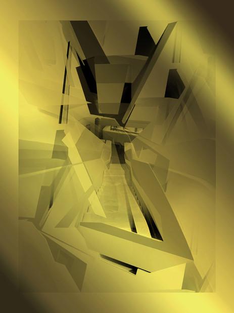 Sin título #7 | Untitled #7 [Dorados | Gilded]