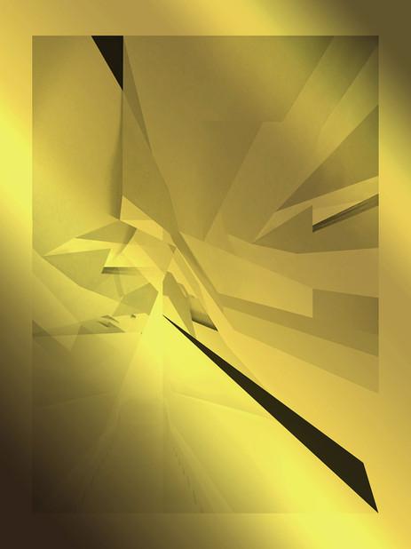 Sin título #8 | Untitled #8 [Dorados | Gilded]