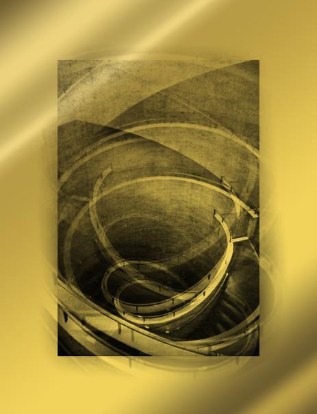 Sin título #6 | Untitled #6 [Dorados | Gilded]