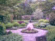 Leuke paden door de tuin