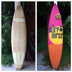 Band Surf Board