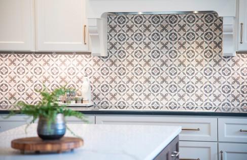 Kitchen Tile Remodel