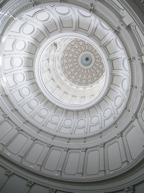 Interior Dome - Texas Capitol