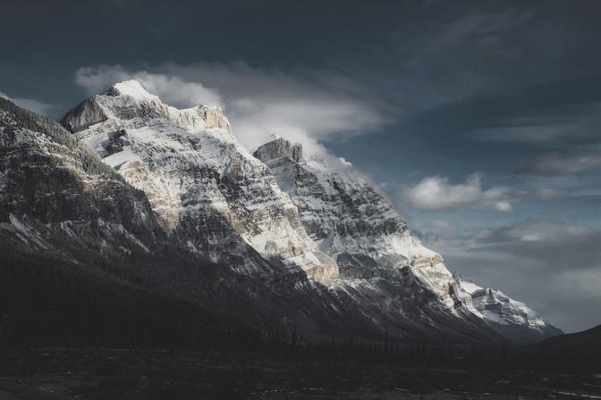 Canadian Rocky Mountain Range
