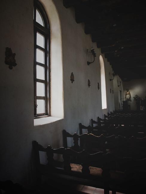 Interior image Mission Espada