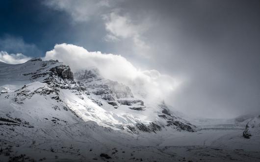 Columbian Glacier Panoramic