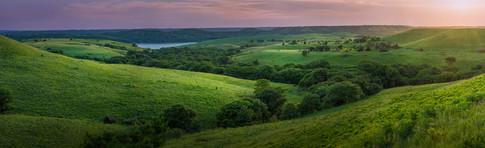 Flint-Hills-Evening-Panoramic-kansas-web