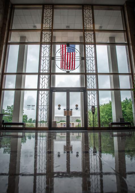 Eisenhower Presidential Library in Abilene