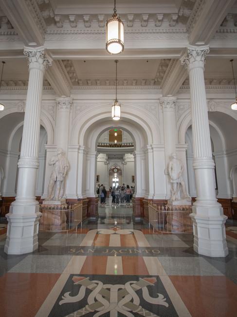 Interior, Entry way