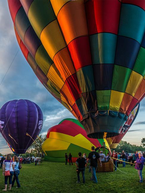 Hot Air Balloon Event