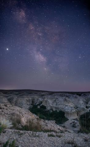 Little Jerusalem Badlands State Park, Kansas