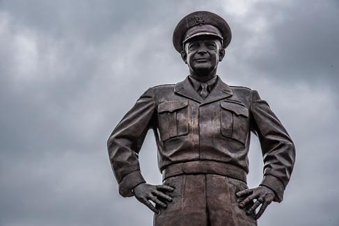 Dwight D. Eisenhower Statue