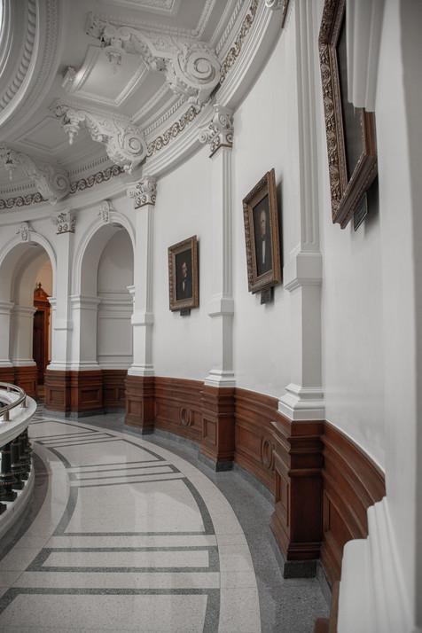 Interior Wall Detail