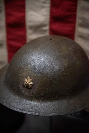 Eisenhower Museum - Military Helmet
