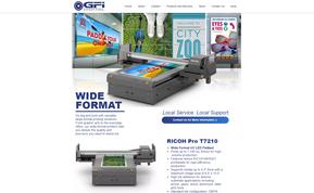 gfi digital site wide format