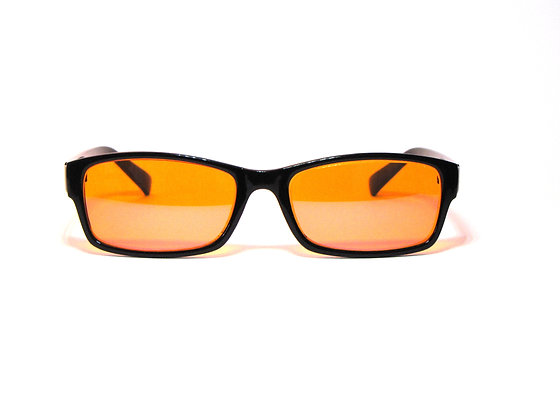 Rama classic red blue light glasses front