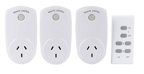Remote Control Sockets Set