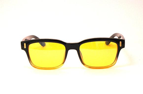 Rama Awatea yellow lens blue light glasses front