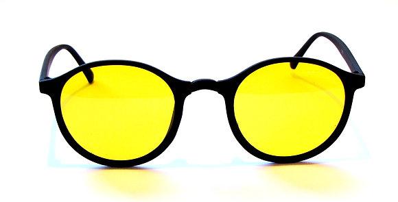 Rama Porotaka yellow lens blue light glasses front