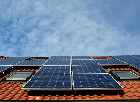 Solar power, wind power and home generation