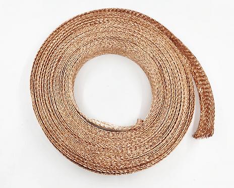Braided Shielding Sleeve (Copper)