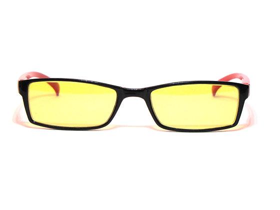Rama Arawhata yellow lens blue light glasses front