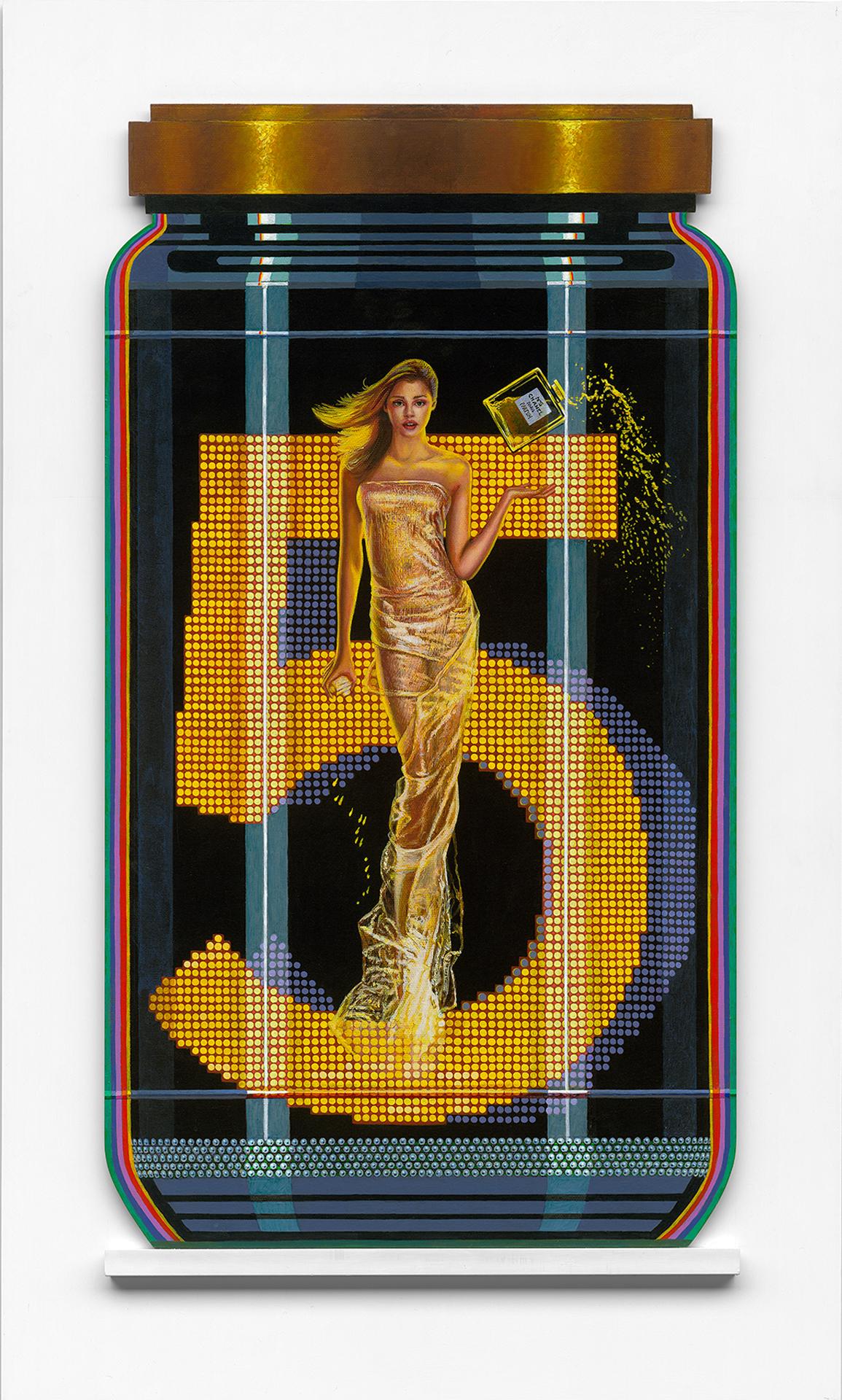 """Clement Kamena No 5 """"Chanel 5 1PL"""""""