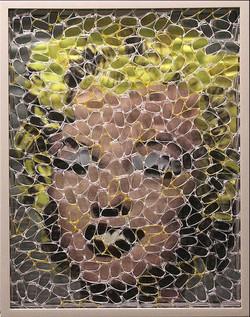 """Marilyn I"" Portrait Series I-X,"