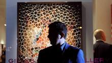 Political artist David Datuna featured in Greenwich gallery exhibit