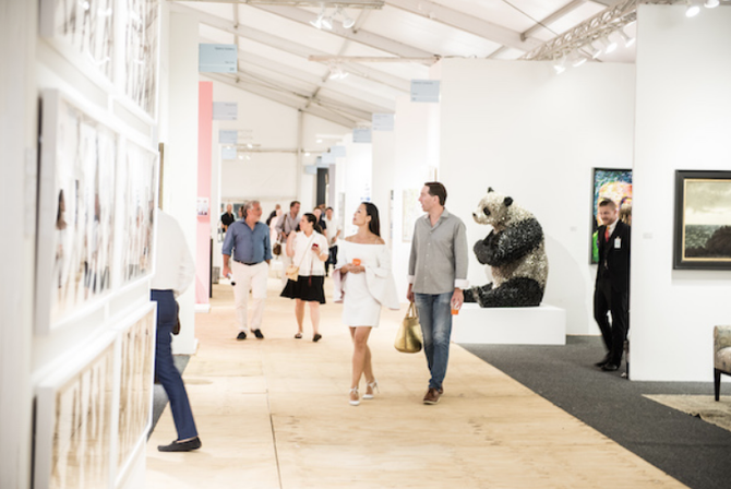 Market Art + Design Returns To Bridgehampton For Its 9th Edition          (July 5-7, 2019)