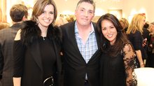 New Gilles Clement Gallery welcomes artists to mingle with guests at opening reception