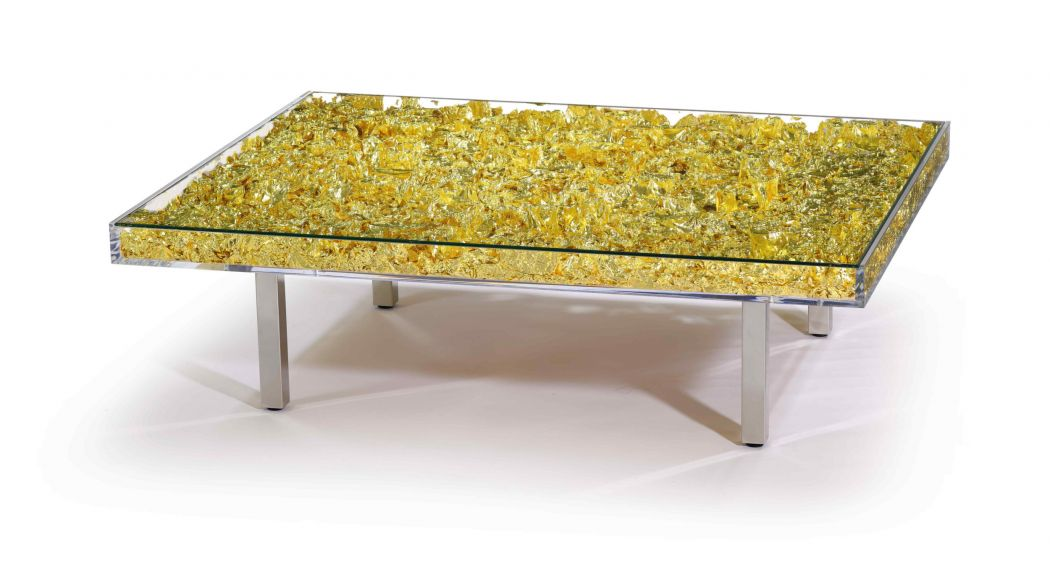 Table 'Gold'