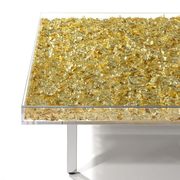 Detail View - Table 'Gold'