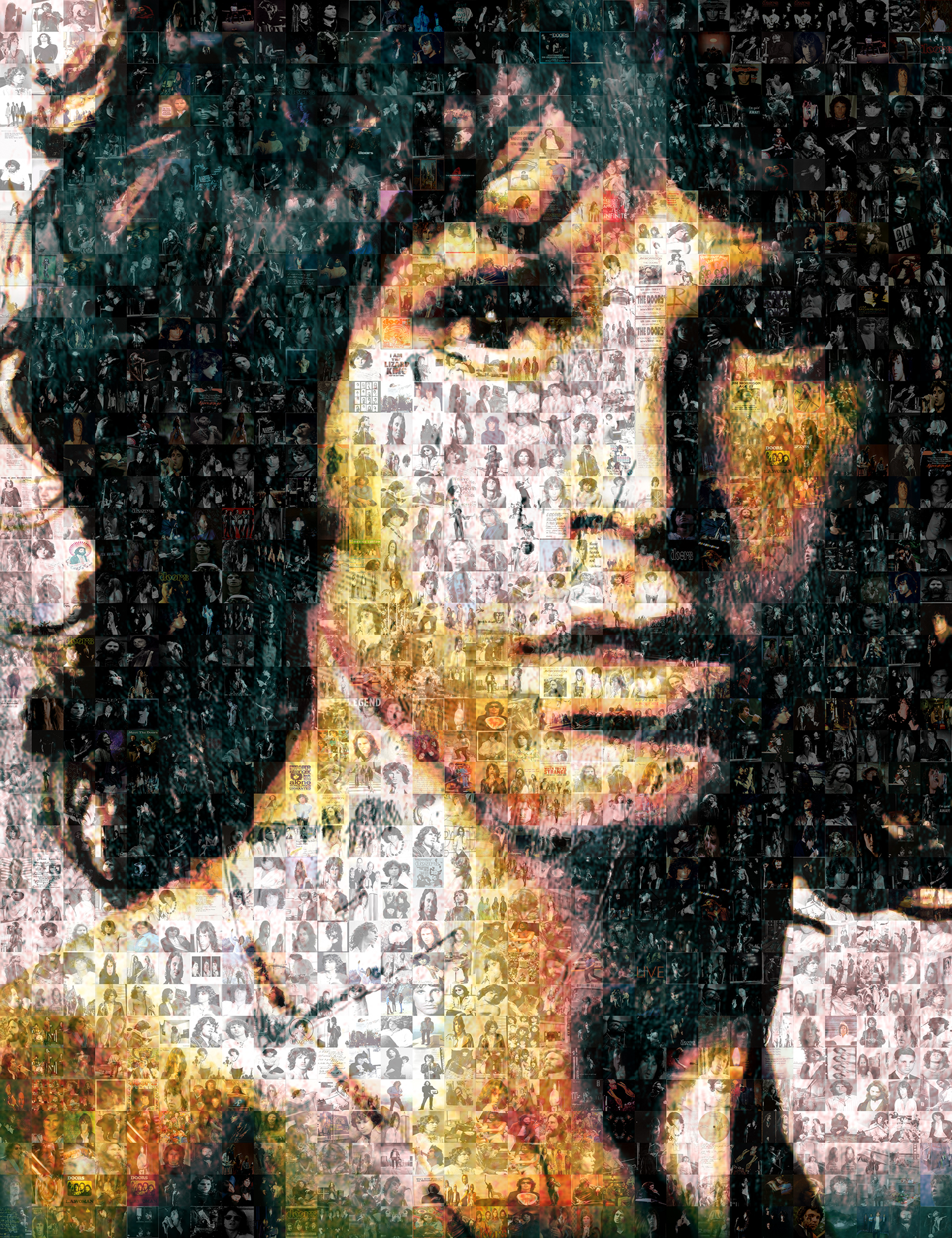 Jim Morrison – Light My Fire