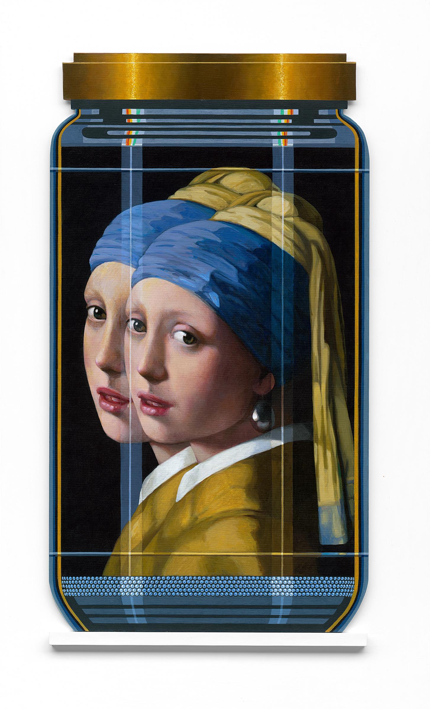 Vermeer Replica, 9PL