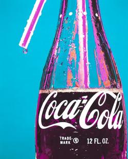 Turquoise Coke