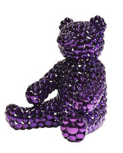 Purple Teddy Bear