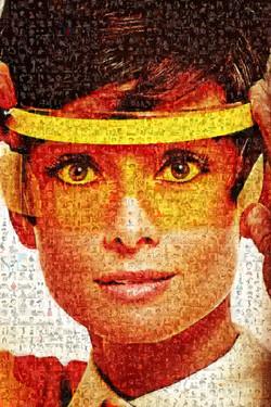 Audrey Hepburn - Paris is always ...