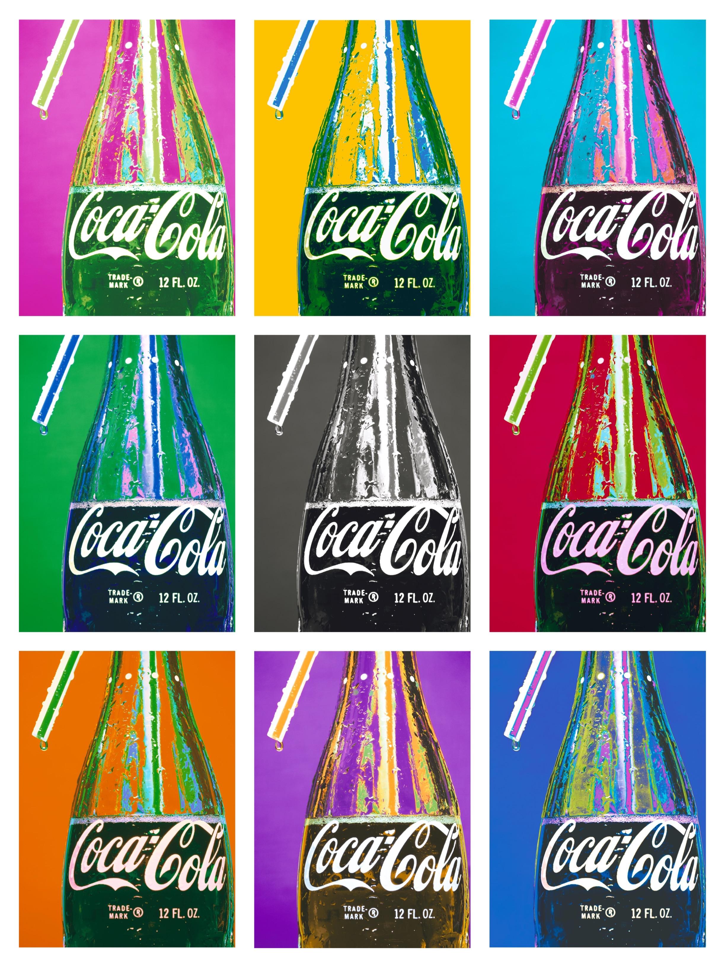Coke x 9